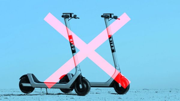 The environmental impact of electric kick scooters